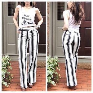 Pants - Black & White Pants